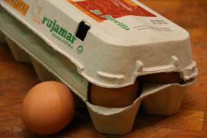 huevos de la penísula en Canarias
