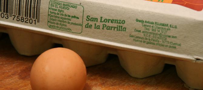 ¿En Canarias no hay huevos?